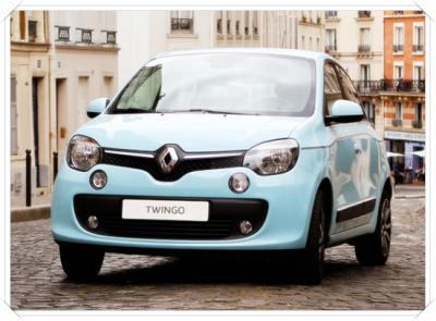 オシャレなデザインと運転のしやすさが魅力のトゥインゴ